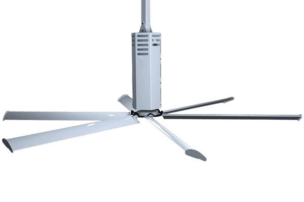 大型变频节能风扇
